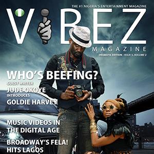 Vibez Magazine Issue 5