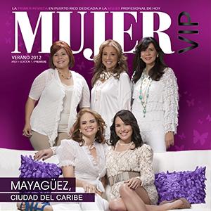 Revista Mujer VIP issue 1
