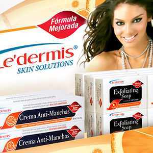 Display – exhibidor Ledermis