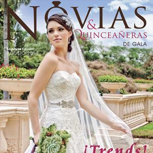 Revista Novias y Quinceañeras de Gala