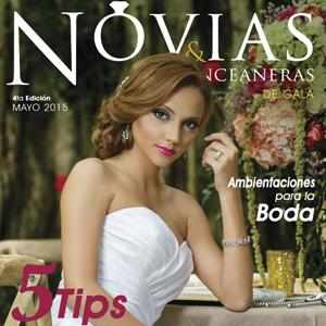Revista Novias y Quinceañeras de Gala – Edición 4